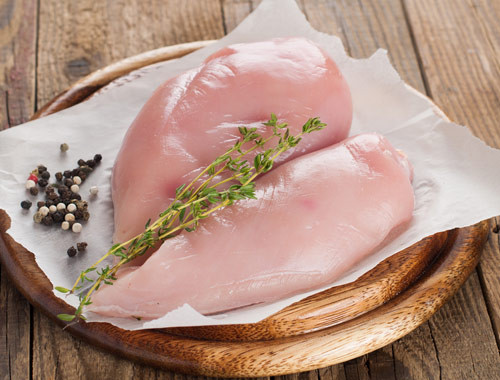 All natural boneless, skinless chicken breast