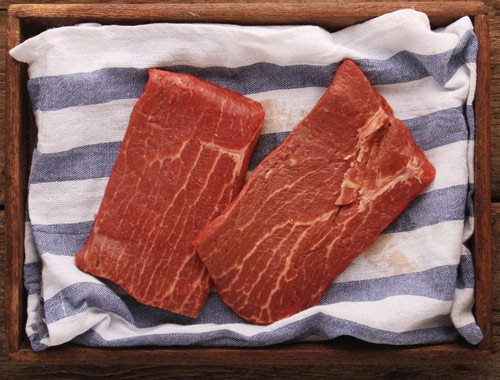 All Natural Flat Iron Steak