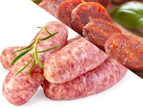 All Natural Chorizo Brats
