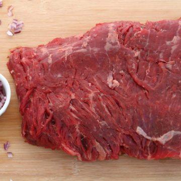 All Natural Flank Steak