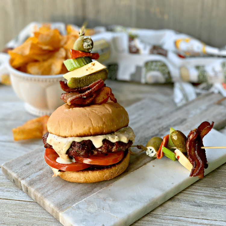 Bloody Mary Burger