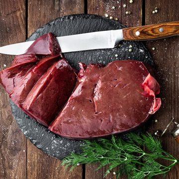 Beef Organs